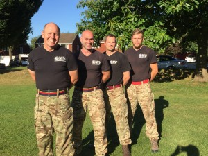 Ex-Military Careers with Outdoor Military Fitness Team